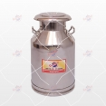 Cowbell ™ Milk Can Stainless Steel Cap. 40 Ltr.